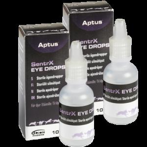 Aptus SentrX eye drops, 10 ml