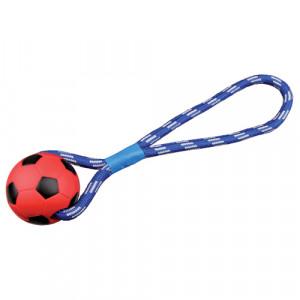 Fodbold på nylonreb, tung, ø 8/35 cm