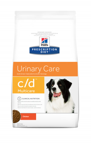 Hills Prescription Diet C/D canine