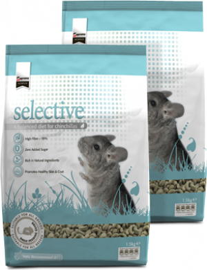Supreme Science Selective Chinchilla, 1,5 kg