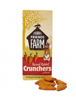 Supreme TFF Russel Crunchers á 120g