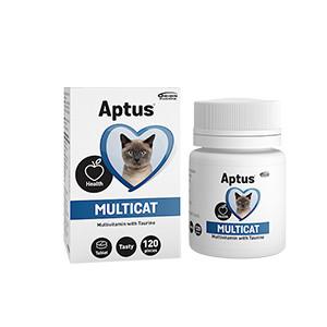 Aptus Multicat tabletter 120 stk