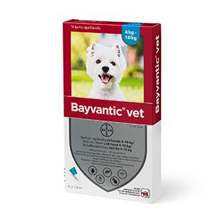 Bayvantic hund 4 - 10 kg