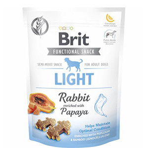 Brit Functional Snack - Light Rabbat,