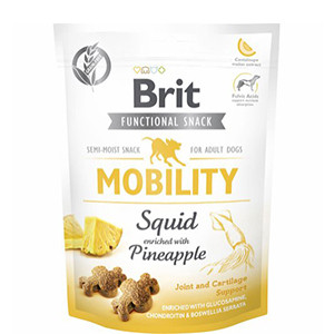 Brit Functional Snack - Mobility Squid & Pineapple