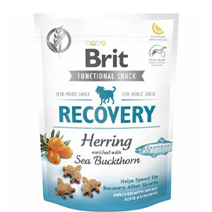 Brit Functional Snack - Recovery Herring, 150g