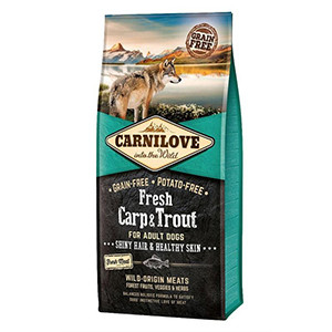 carnilove fresh & trout dog