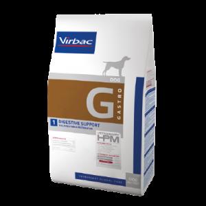 Virbac HPM Dog G1 - Digestive Support