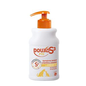DOUXO S3 Pyo Shampoo 200 ml.