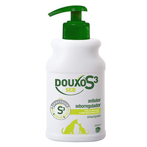 DOUXO S3 Seb shampoo 200 ml.