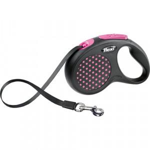 Flexi New Classic Design, 5M, Pink