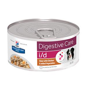 Hills Prescription Diet I/D Stew, 156g, Hund