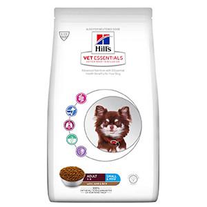 hills vet essentials Canine Adult Small & Mini Lam & Rice