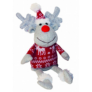 hr rensdyr julelegetøj