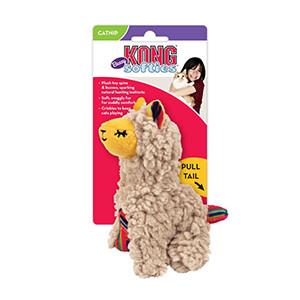 KONG Softies Buzzy Llama