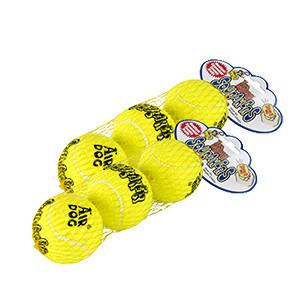 KONG AirDog Squeaker tennisbolde 3 stk