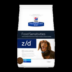 Hills Prescription Diet Canine Z/D Mini Allergy