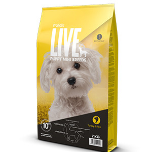 Probiotic LIVE - Puppy Mini Breed