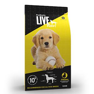 Probiotic LIVE Puppy
