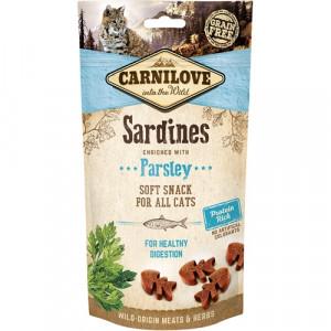 Carnilove Cat Semi Moist Snack Sardine