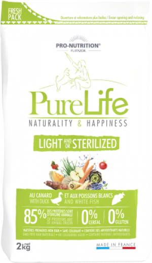 Purelife Light/Sterilized
