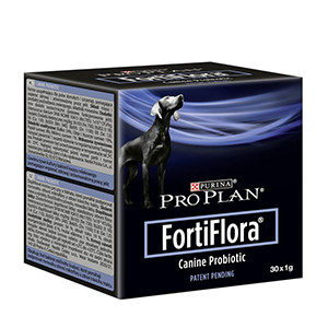 Purina PRO PLAN FELINE Fortiflora VD hund 30x1g