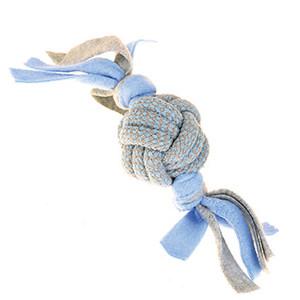 Rebbold legetøj med fleece til hunde