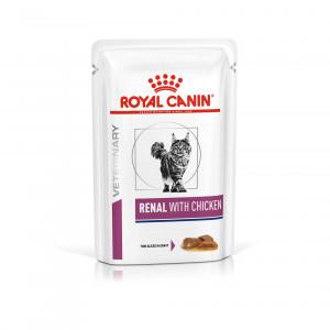 Royal Canin Renal chicken Kat,12x85 g