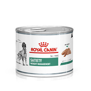 Royal Canin Satiety dåser á 195 g