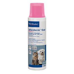 Virbac Allerderm Oat Shampoo