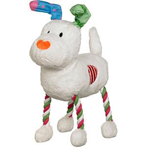 Xmas Hug Tug Snowdog, 30 cm