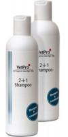 Vetpro shampoo 2 i 1