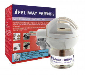 Feliway Friends diffusor m/flaske 48ml