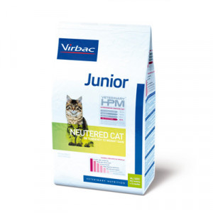 Virbac HPM Junior Neutered Cat 3 kg