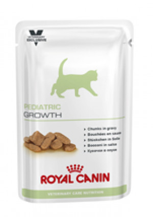 Royal Canin Pediatric growth Vådfoder til killing 12 x 100 g