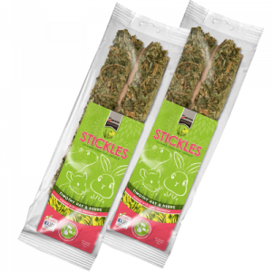 Supreme Stickles Hay & Herbs á 100 g