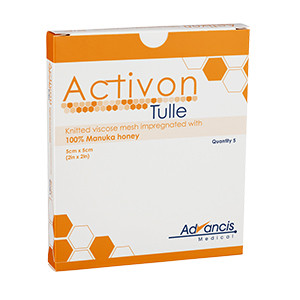 Activon Tyl Viscose Compress