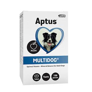 Aptus Multidog, 150 tabletter - Dato-Udsalg