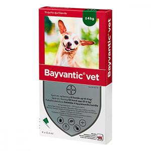 Bayvantic vet hund under 4 kg