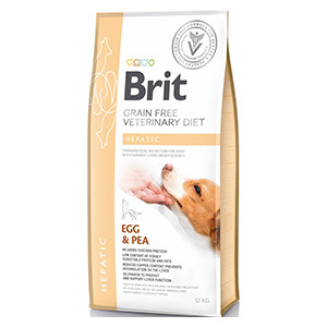 Brit Veterinary Diets Dog Hepatic