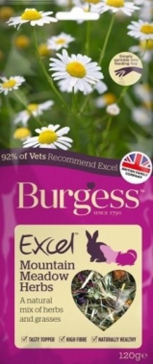 Excel Mountain Meadow Herbs 120 gr