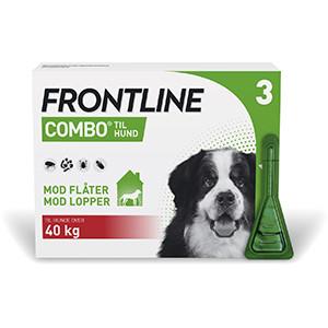 Frontline Combo hund over 40 kg