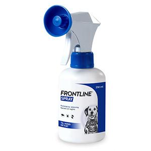 Frontline Spray hund kat