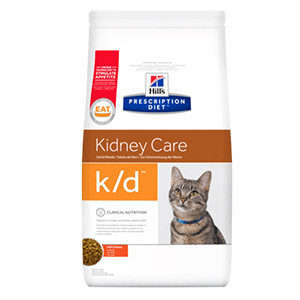 Hills Prescription Diet k/d Feline Kidney Care