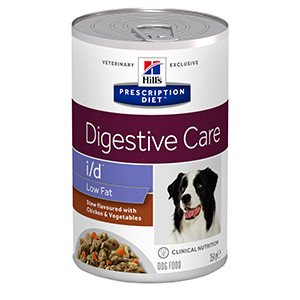 Hills PD Canine i/d Low Fat Stew Chicken & Vegetables, 354g