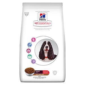 Hill's VET ESSENTIALS Adult Medium hundefoder med lam & ris
