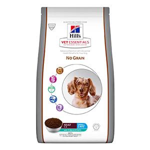 hills VE Adult Dog, Small & Mini, No Grain, Tuna & Potato