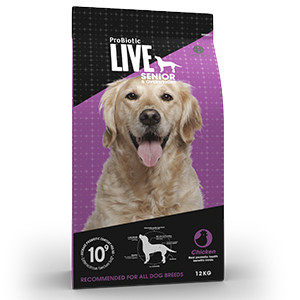 Probiotic LIVE Senior Dog