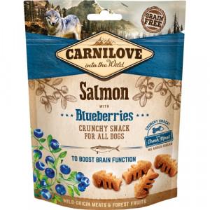 Carnilove Dog Chrunchy Snack Salmon