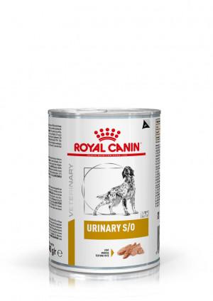 Royal Canin Urinary S/O Canine á 410 g